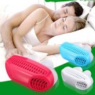 Anti snoring device - Silicone Air Purifier Sleeping Nose Breath Aid