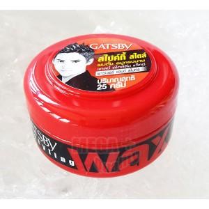 Gatsby Wax Power Gel For Men Hair Styling 25 gr.