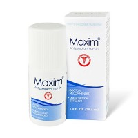 3 x Maxim Antiperspirant for Hyperhidrosis and Excessive Sweating