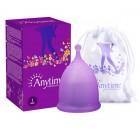 Menstrual Cup Soft Reusable Period Small Large Anytime Premium