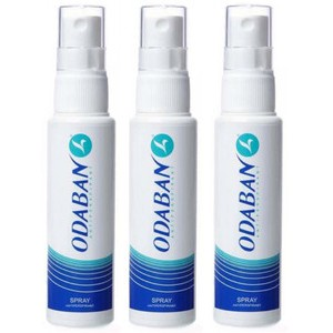 Value Pack! Odaban Antiperspirant x 3