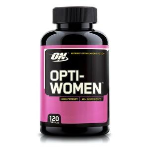 Optimum Nutrition Opti-Women Daily Multi-Vitamin For Females 60 Caps