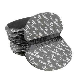 50 Black Disposable Bulk Sweat Pads Anti-perspirant Shield
